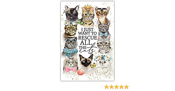 RETIRING \u2014 Wooden Lives of a Cat Plaque