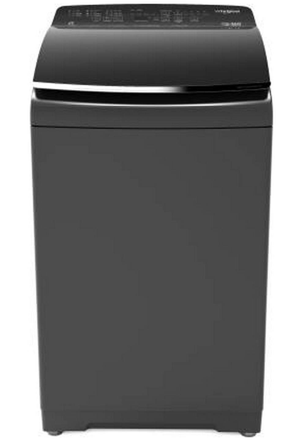 Whirlpool 7.5 kg Fully-Automatic Top Loading Washing Machine (360° Bloomwash Pro 7.5, Graphite)