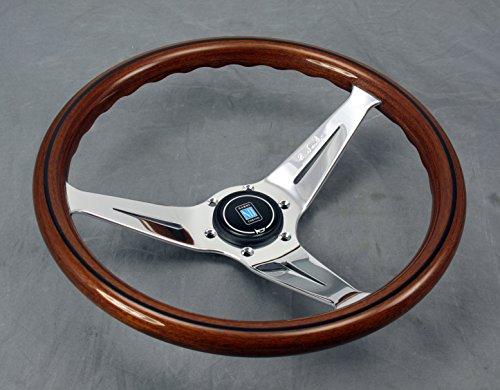 nardi deep dish steering wheel - 9