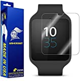 Best ArmorSuit Smartwatches - ArmorSuit MilitaryShield - Sony SmartWatch 3 Screen Protector Review