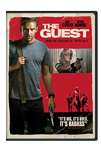 DVD : The Guest (Snap Case)