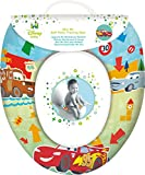 Disney Cars Kids Soft Padded Potty Toilet Training Seat WC Child Toddler