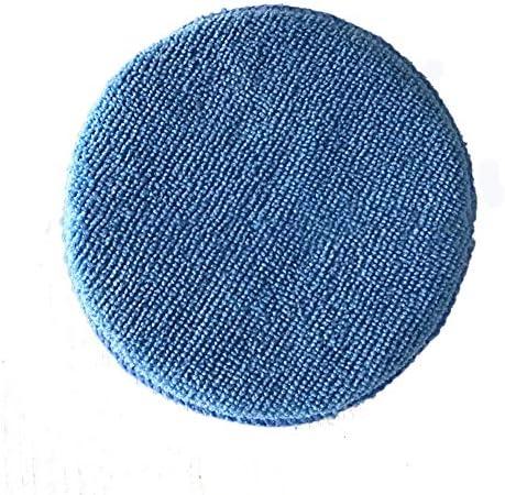 Csheng Polierschwamm Polieraufsatz Akkuschrauber Waschhandschuh Poliertuch Auto Mikrofaser-Handtuchwagen Reinigung Von Mikrofasertüchern Auto-Putztuch Auto-Mikrofasertuch Mikrofasertuch Auto 1pc