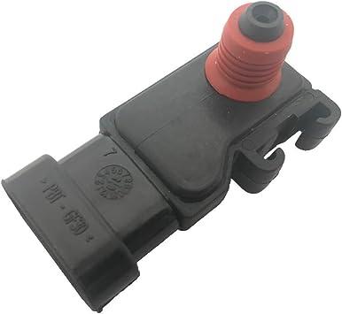 Pressure Map Sensor 16212460 Fit Buick Chevrolet GMC Pontiac Isuzu Oldsmobile