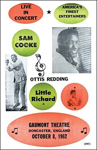 Sam Cooke, Little Richard, Otis Redding Live in Concert 14