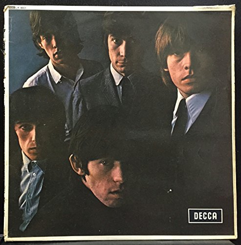 The Rolling Stones No. 2 UK Mono 1965 Lp Vinyl Record