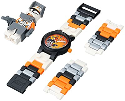 LEGO 9003875 Star War Commander Cody Kids' Watch