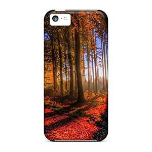 Premium Cases For Iphone 5c- Eco Package - Retail Packaging - DOO8157RSmk