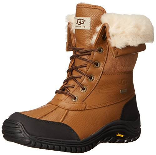 UGG Women's Adirondack II Winter Boot, Otter, waterproof, great for