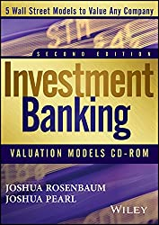 Investment Banking Valuation Models CD