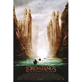 amazoncom the lord of the rings the fellowship of the