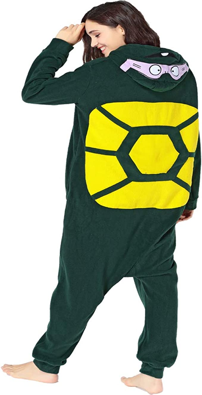 Amazon.com: Teenage Mutant Ninja Turtles adultos Kigurumi ...