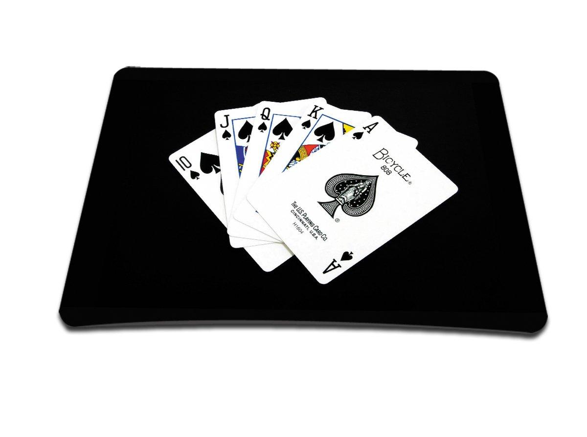 motivo Luxburg/® Design alfombrilla de rat/ón Calavera sobre fondo azul