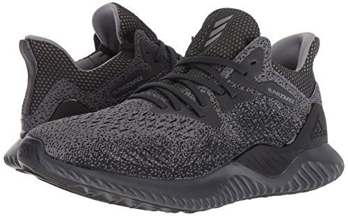 adidas Men's Alphabounce Beyond Running Shoe, Carbon/Grey/Black, 7.5 M US by adidas (Image #5)