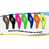Ear Band-It Ultra Physician Developed Swimmer's Headband (Blue, Small: Ages 1-3)