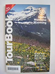 TourBook Idaho, Montana, Wyoming de AAA…