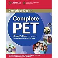Complete Pet. Student's book. With answers. Per le Scuole superiori. Con CD-ROM