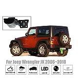 Reversing Camera Rear View Backup Camera Jeep Wrangler JKU/Jeep JK YJ/TJ/JK / J8