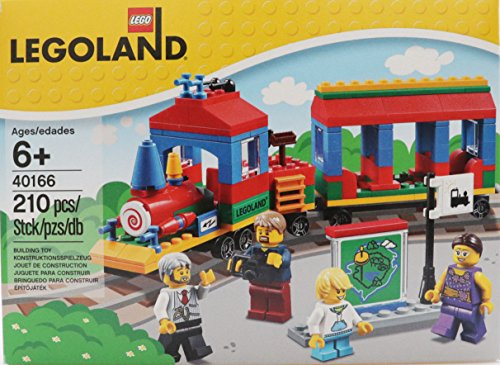 LEGO 40166 Legoland Train product image