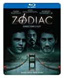 Zodiac [Blu-ray] (Director's Cut) (Steelbook)