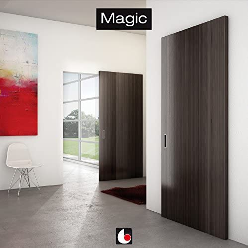 Deslizante Invisible para puerta Magic de 1800 Terno correderas: Amazon.es: Hogar
