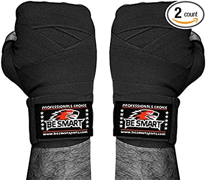 BEX Hand Wraps 4.5 m Inner Boxing Gloves Bandages MMA Training Muay Thai Mexican