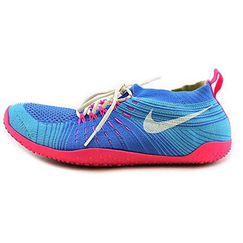Womens Nike Hyperfeel Cross Elite (PHOTO BLUE/CHLORINE BLUE/PINK FLASH/SAIL)