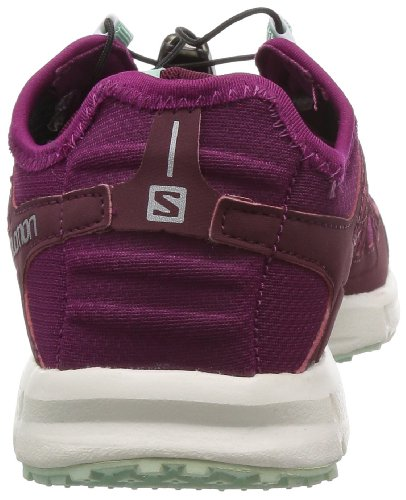 Salomon Damen Kowloon, Purple/Weiß, 36 EU