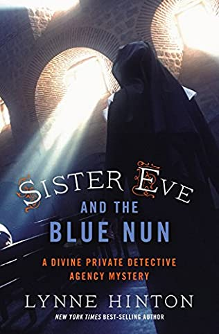 book cover of   Sister Eve and the Blue Nun