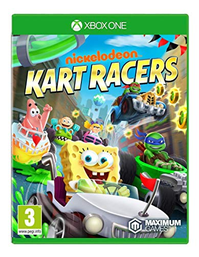 Nickelodeon Kart Racers (Xbox One) (UK IMPORT)
