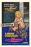 1000 convicts and a woman - 1,000 Convicts and a Woman - Authentic Original 27