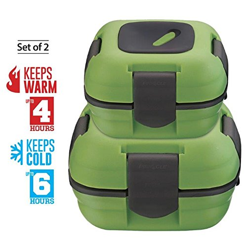 insulated lunch hot bag - 5