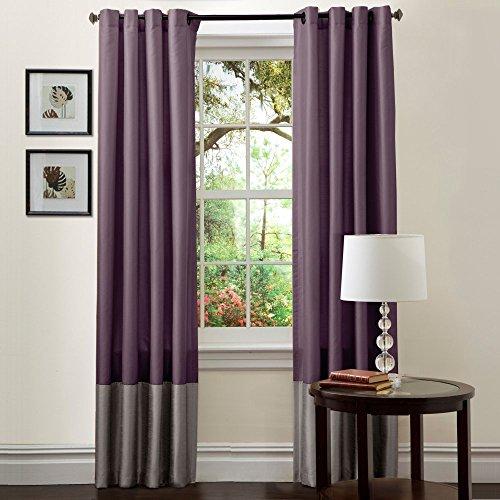 Lush Decor Prima Window Curtains – One Pair For Sale