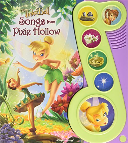 Tinker Bell Songs from Pixie Hollow (Disney Fairies: Play-a-sound) - Hollow Bell