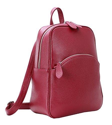 Heshe Vintage Casual Daypack Backapck for - Shopping Bag Vt