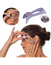 TUZECH Slique Eyebrow Face & Body Hair Threading Epilator System Kit Hair Removal Use safe and easy