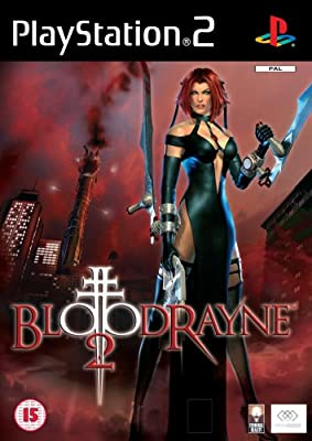 Bloodrayne 2 Ps2 Amazon Co Uk Pc Video Games