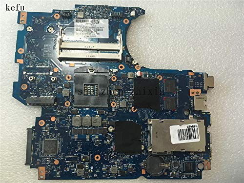 YOUKITTY for HP probook 4530S 4730S Laptop Motherboard 670795-001 DDR3 PGA989 with Graphic Test Good (Motherboard Probook 4530s)