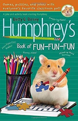 book cover of Humphreys Book of Fun-Fun-Fun
