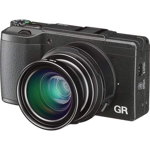 Ricoh GM-1 Macro Conversion Lens for Ricoh GR and GR II Digital Cameras