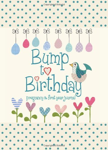 Bump to Birthday, Pregnancy & First Year Baby Journal : an award-winning...