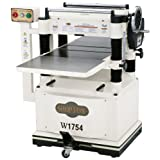 Shop Fox W1754 20-Inch Planer with Built-In Mobile Base