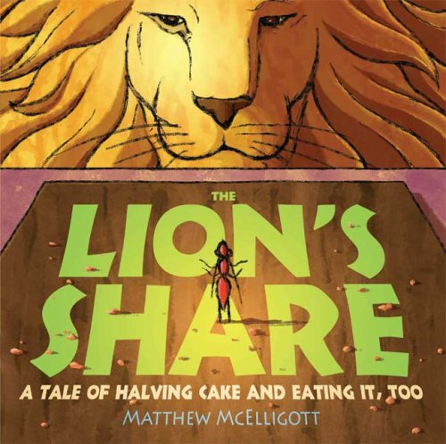 Book Cover: The Lion's Share