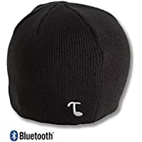 Tooks Bluetooth Wireless CLASSIC Headphone Beanie With Built-in Removable Headphones | Integrated Microphone, Volume and Music/Call Control | Listen To Music and Handle Phone Calls Remotely