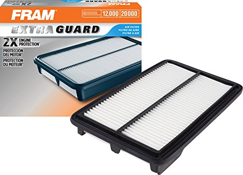 FRAM CA11477 Extra Guard Rigid Rectangular Panel Air Filter