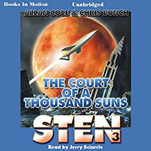 Sten: Court of a Thousand Suns Audiobook