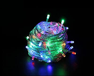 Alkbo® 20M 32FT 200 LED Lights Decorative Christmas Party Festival Twinkle String Home Tree (7 colour)