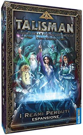 Giochi Uniti - Talisman – Los Reámenes Perdidos, Multicolor, GU612: Amazon.es: Juguetes y juegos