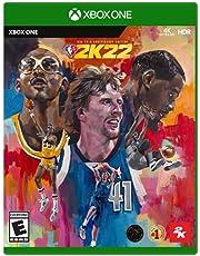 NBA 2K22 75th Anniversary Edition - Xbox One