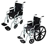 Pollywog Wheelchair/Transport Combination Chair 18